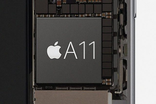 Iphone X A11 Chip